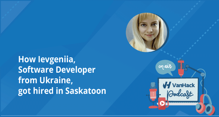 How important is the behavioral interview? Ievgeniia, from Ukraine, will tell you
